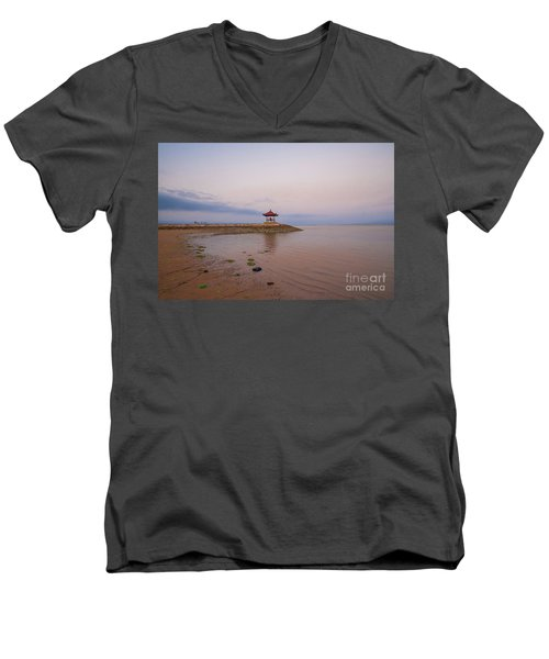 The Island Of God #9 Men's V-Neck T-Shirt