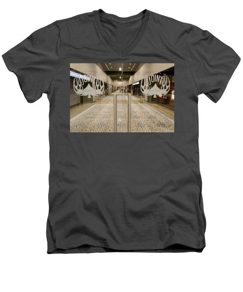 The Joint Men's V-Neck T-Shirt