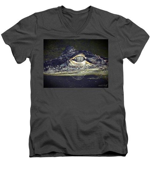The Juvy Men's V-Neck T-Shirt