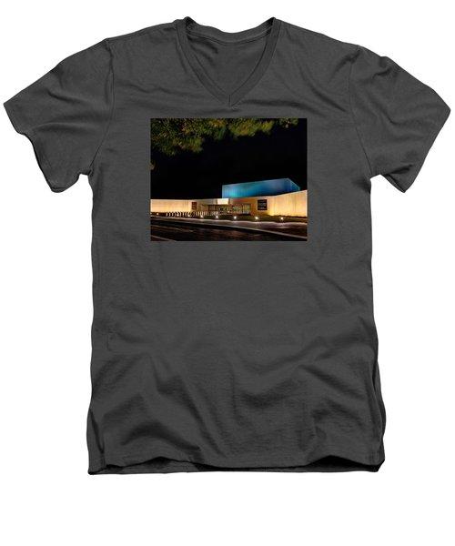 The Kennedy Institute 002 Men's V-Neck T-Shirt