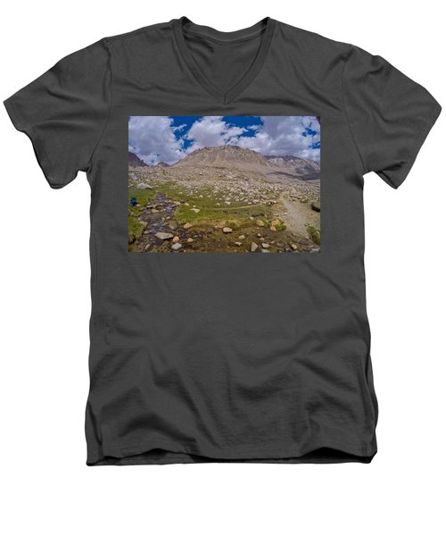 The Kings Canyon Men's V-Neck T-Shirt