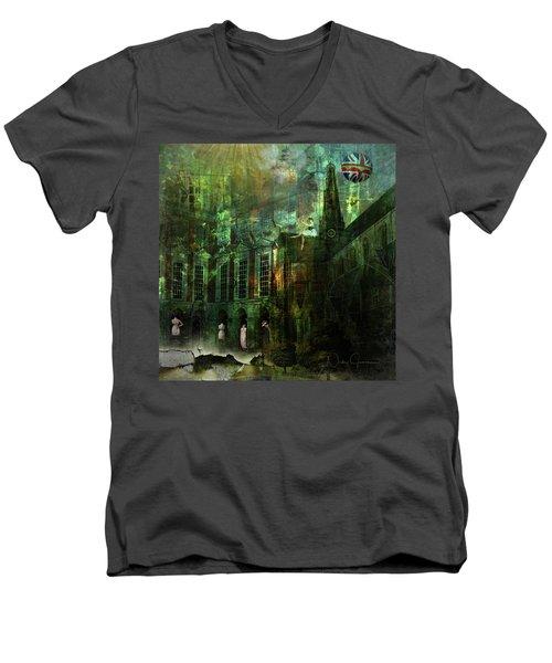 The Landing Men's V-Neck T-Shirt