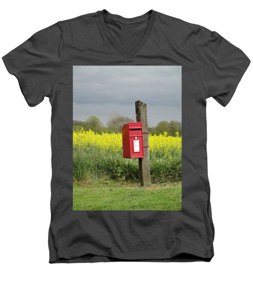 The Last Post Men's V-Neck T-Shirt