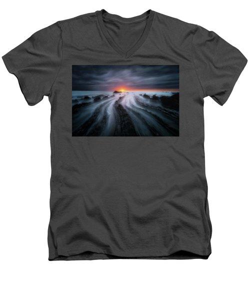 The Last Sigh Men's V-Neck T-Shirt