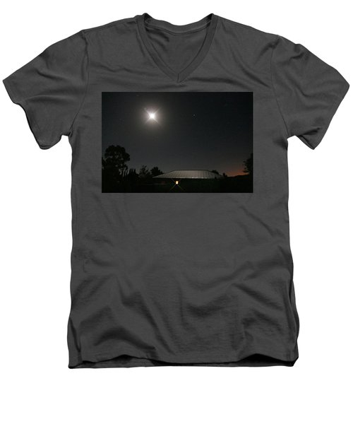 The Light Has Come Men's V-Neck T-Shirt