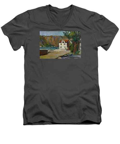 The Long Hot Day. Sold Men's V-Neck T-Shirt