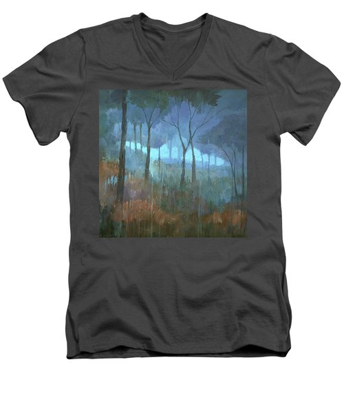 The Lost Trail Men's V-Neck T-Shirt