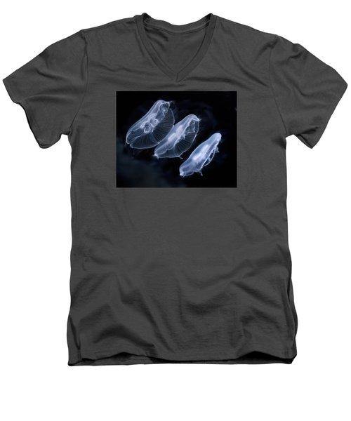 The Lucent Ballet Men's V-Neck T-Shirt