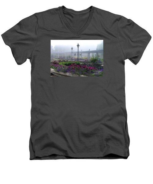 The Magic Garden Men's V-Neck T-Shirt