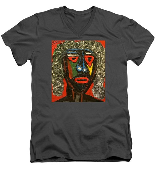 The Magistrate Men's V-Neck T-Shirt