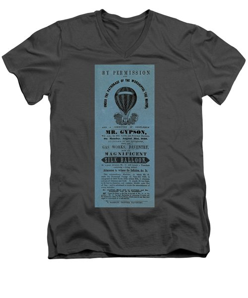 The Magnificent Mr. Gypson Men's V-Neck T-Shirt