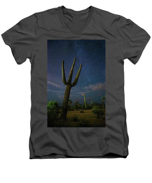 The Magnificent Men's V-Neck T-Shirt