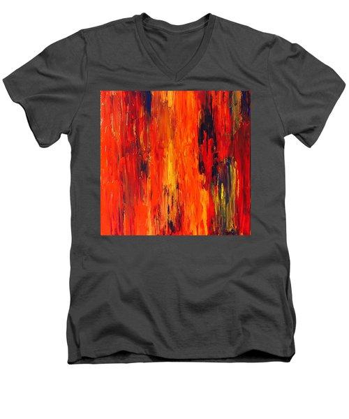 The Melt Men's V-Neck T-Shirt