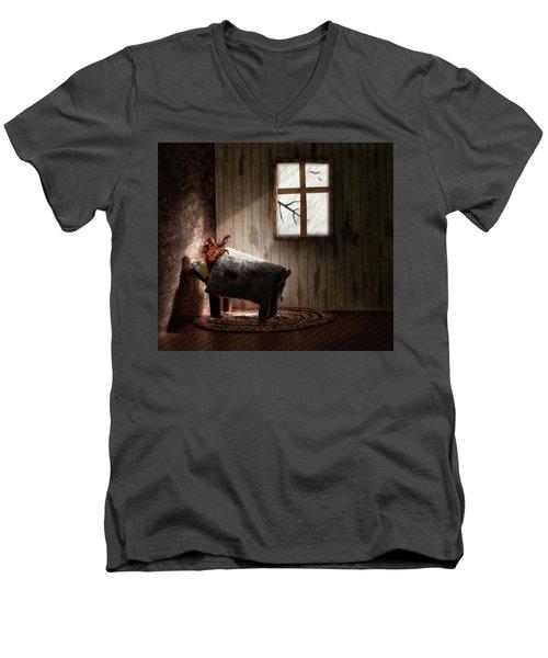 The Metamorphosis Redux Men's V-Neck T-Shirt