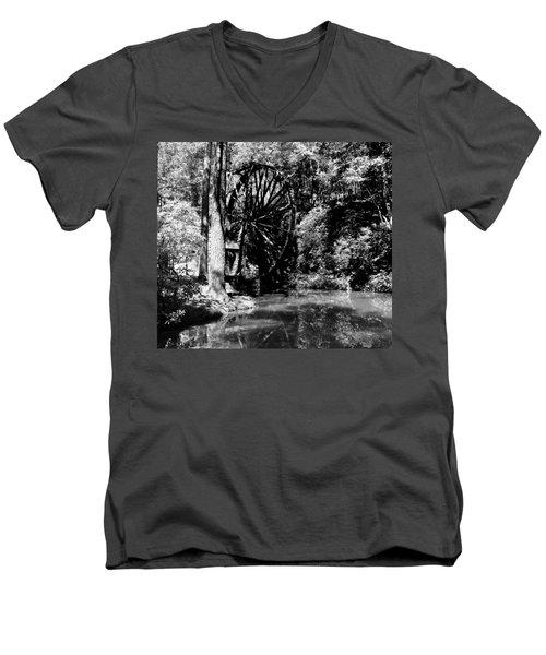 The Mill Wheel Men's V-Neck T-Shirt