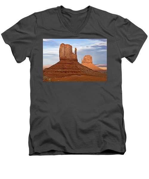 The Mittens Men's V-Neck T-Shirt