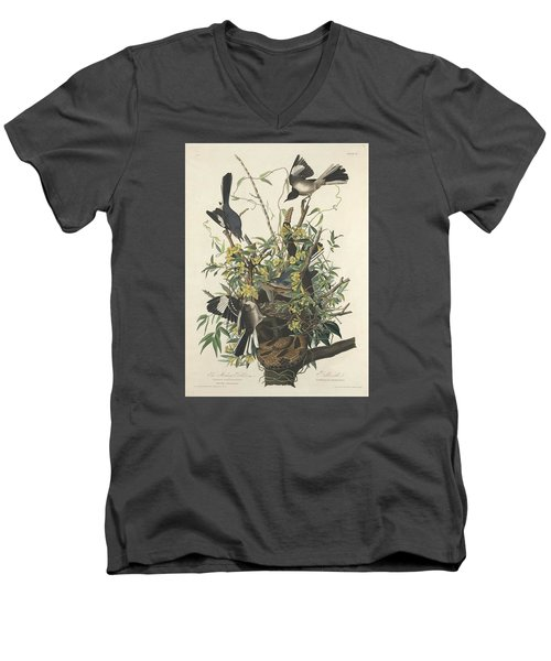 The Mockingbird Men's V-Neck T-Shirt