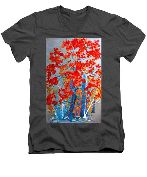 The Mother Men's V-Neck T-Shirt