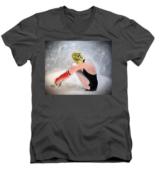 The Next Performance Men's V-Neck T-Shirt