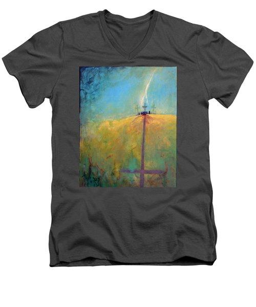 The Ninth Hour Men's V-Neck T-Shirt