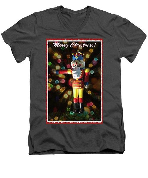 The Nutcracker Men's V-Neck T-Shirt
