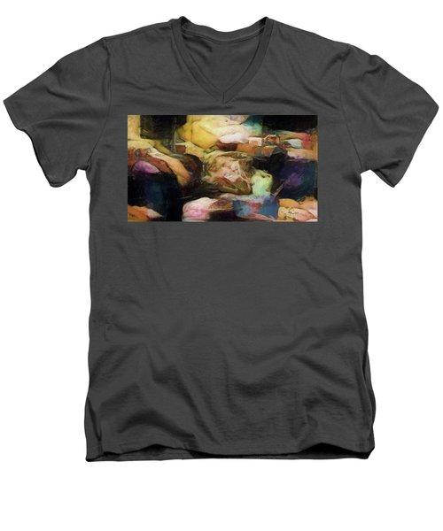 The Odyssey Men's V-Neck T-Shirt