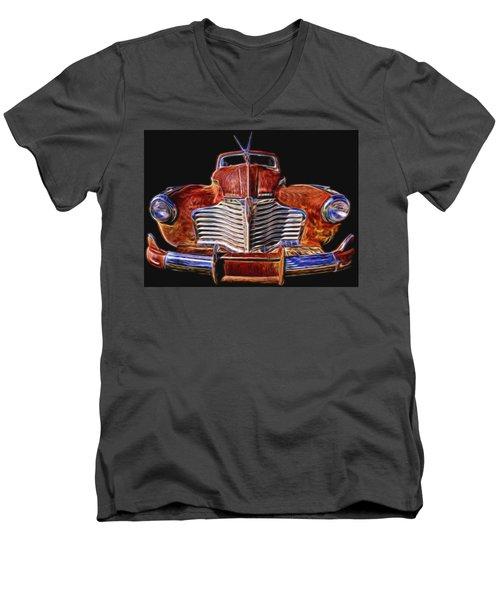The Ol' Eight Men's V-Neck T-Shirt