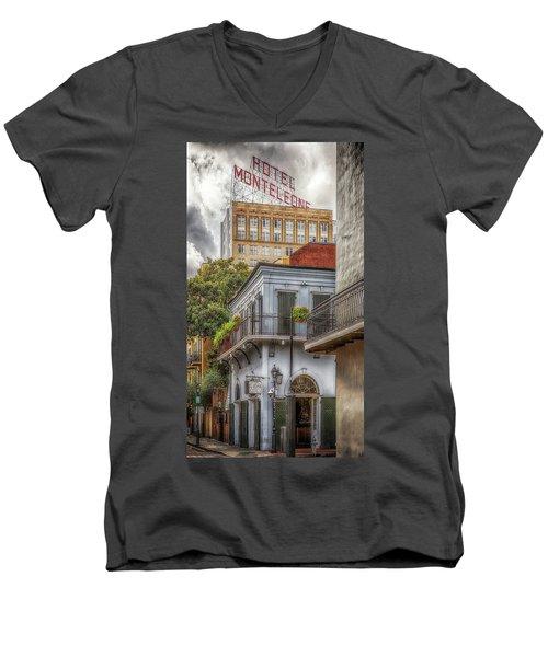The Old Absinthe House Men's V-Neck T-Shirt
