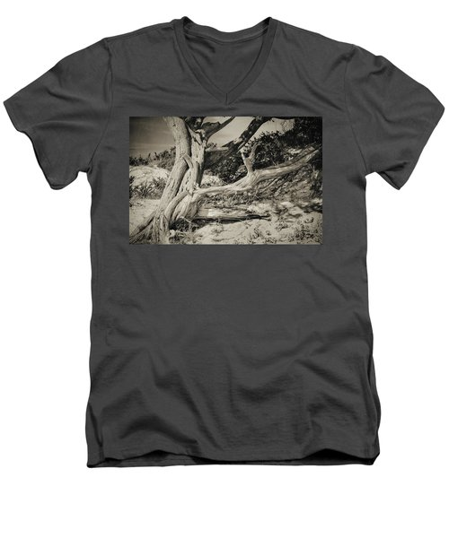 The Old Man Men's V-Neck T-Shirt