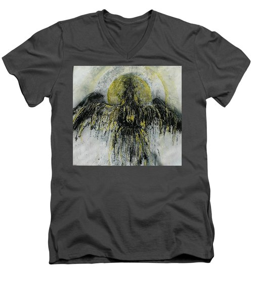 The Omen Men's V-Neck T-Shirt