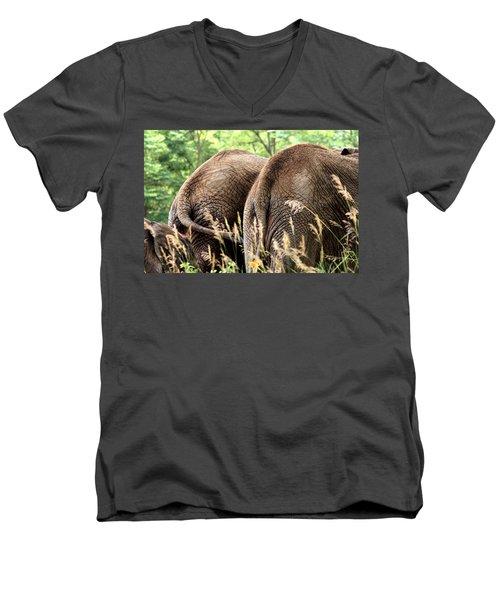 The Other Side Men's V-Neck T-Shirt