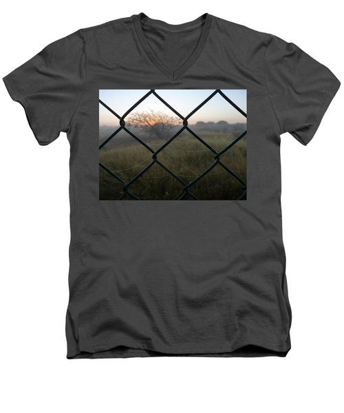 The Outlander Men's V-Neck T-Shirt