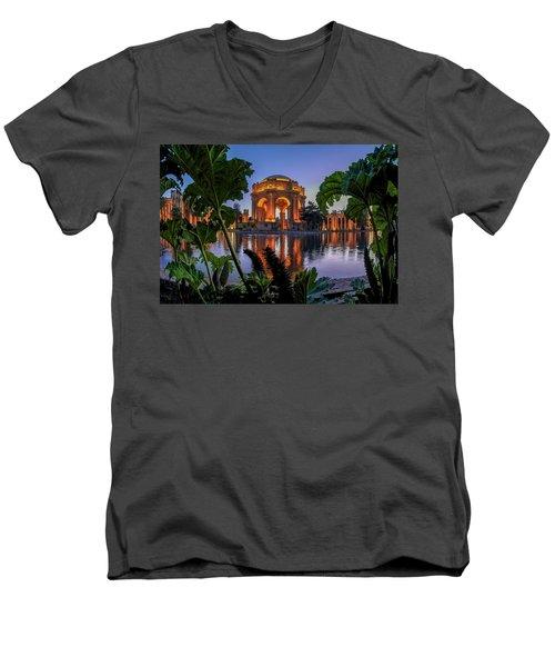 The Palace Men's V-Neck T-Shirt