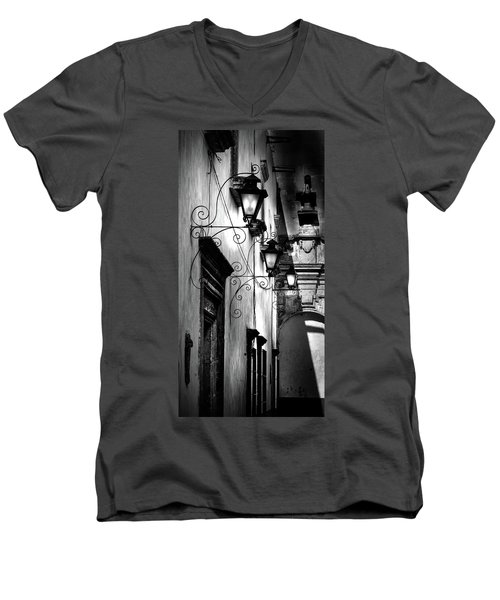 The Passage Way Men's V-Neck T-Shirt
