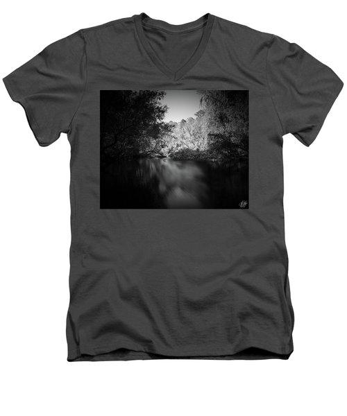 The Path Before Me, No. 5 Men's V-Neck T-Shirt