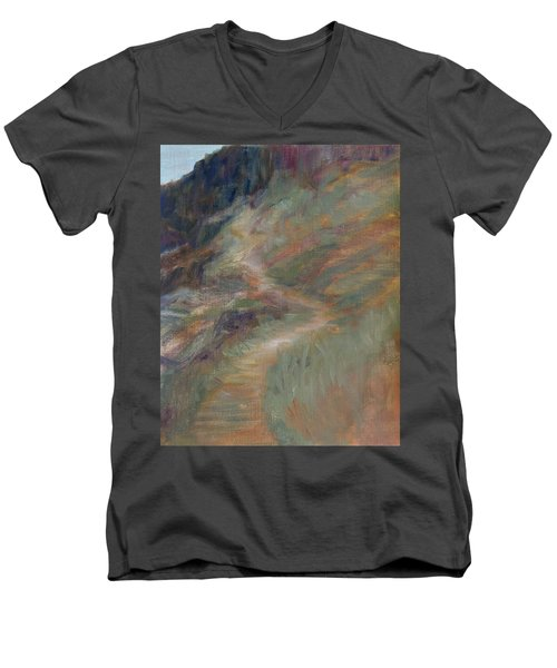 The Pathway Men's V-Neck T-Shirt