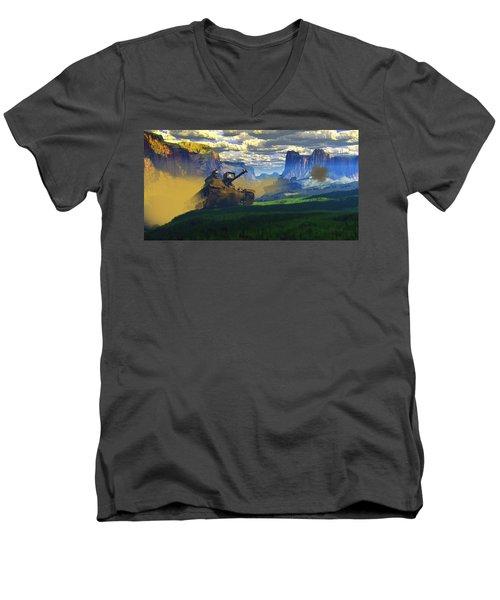 The Patton Effect Men's V-Neck T-Shirt