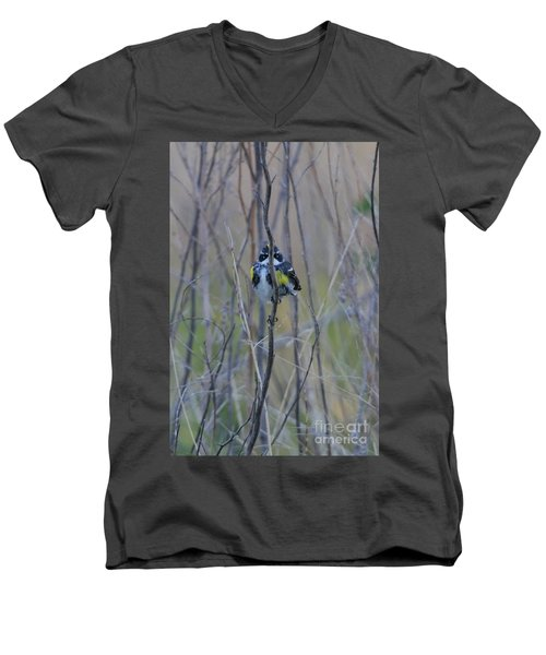 The Perfect Hiding Spot Men's V-Neck T-Shirt