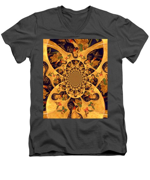 The Piece Men's V-Neck T-Shirt