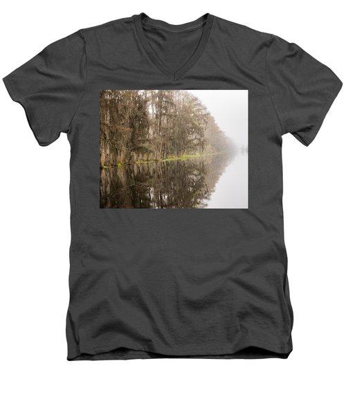 The Point Men's V-Neck T-Shirt