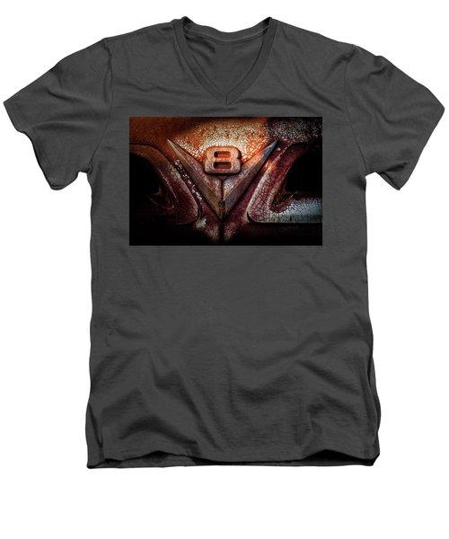 The Power Of 8 Men's V-Neck T-Shirt