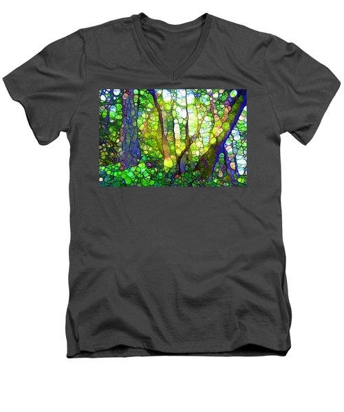 The Rainforest Men's V-Neck T-Shirt