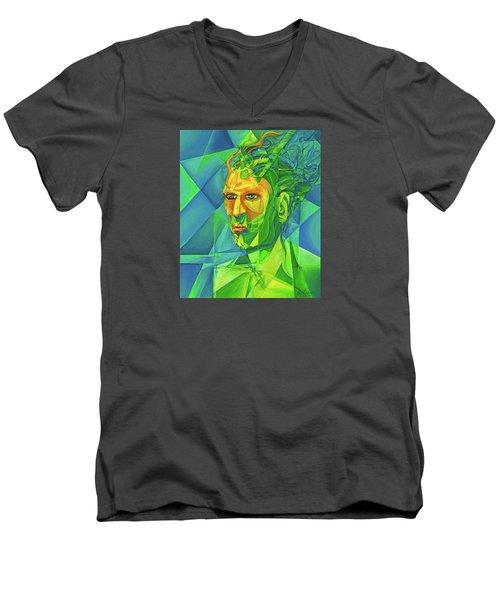 The Reinvention Men's V-Neck T-Shirt