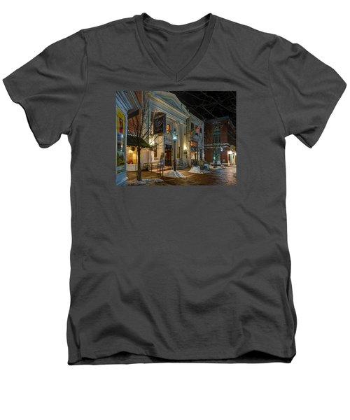 The Ri Ra Pub Men's V-Neck T-Shirt