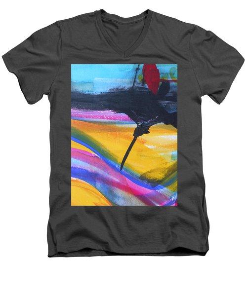 The Road Men's V-Neck T-Shirt