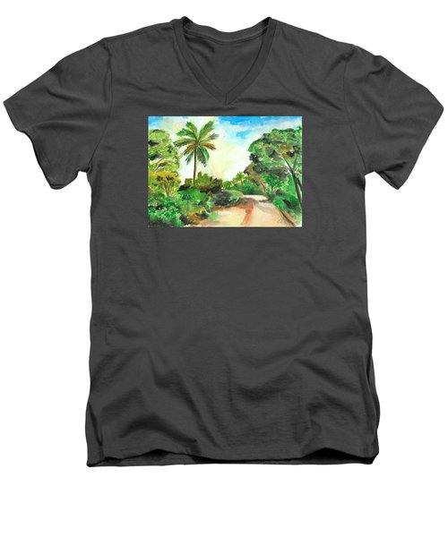 The Road To Tiwi Men's V-Neck T-Shirt