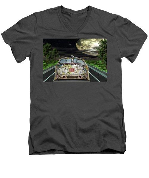 The Road Trip Men's V-Neck T-Shirt