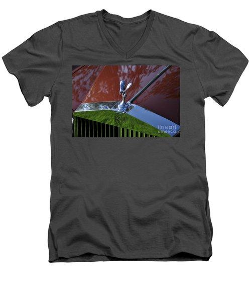 The Rolls Men's V-Neck T-Shirt