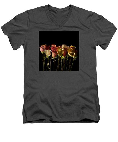 The Rose's Forest Men's V-Neck T-Shirt