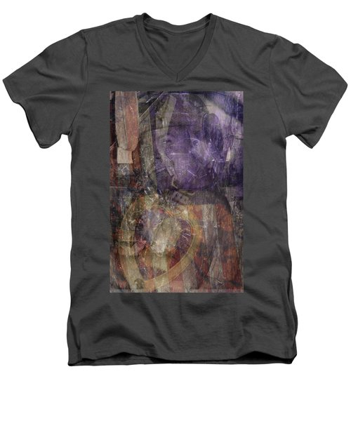 Sacrifice  Men's V-Neck T-Shirt
